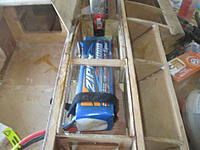 Name: IMG_2155.jpg Views: 5 Size: 1.73 MB Description: Top view of one of my airplane batteries five cell 3000 mA