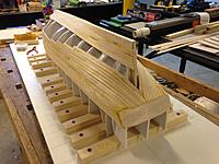 Name: IMG_1979.JPG Views: 42 Size: 1.76 MB Description: Base transom in place.