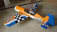 Name: AS YAK-54 Pattern Photo-597 Right Rear Top View LL-061255.jpg