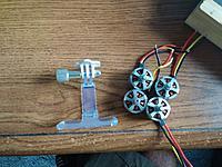 Name: 20150726_173808.jpg Views: 52 Size: 1.01 MB Description: 1  and 3 motors DJI GoPro Mount