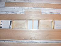 """Name: HPIM1440.jpg Views: 47 Size: 172.9 KB Description: the ailerons will get a 1/16"""" sheet on each side...not done yet.....the panels are not to be glued in....they will screw in later on"""