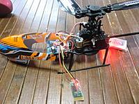 Name: CIMG3579.JPG Views: 16 Size: 297.3 KB Description: Red LED Blinking ⇒ bind mode  Red LED Lighting ⇒ bind OK