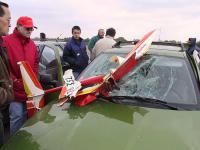 Name: Crash - plane into car.jpg Views: 1322 Size: 56.6 KB Description: