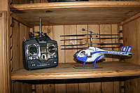 Name: IMG_9266.jpg Views: 227 Size: 73.3 KB Description: Eflite CX something. Flies Great. 2-batteries and TX included. Ready to fly