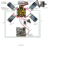 First Build 200 Racing/Freestyle Quad- Wiring Diagram - Suggestions on