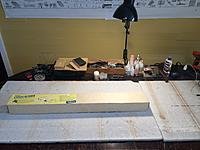 Name: DA3797E2-40EF-429E-9932-355F8584556D.jpg Views: 38 Size: 675.5 KB Description: A clean work table. Rare sight.