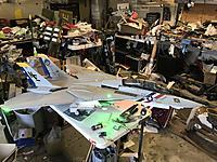 Name: D3A1D07D-7867-4C53-8110-FB82389BAC64.jpg Views: 67 Size: 1.35 MB Description: Wings swept back.