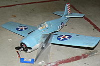 Name: P1160377.jpg Views: 216 Size: 207.6 KB Description: Stock prop and APC 9 X 7.5 not shown but included.