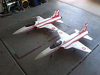 Name: 2_F5_s.jpg Views: 125 Size: 110.5 KB Description: My twin Starmax F-5's