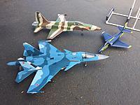 Name: image-5d7f9b10.jpg Views: 76 Size: 909.0 KB Description: SU-34, VMFT-401 F-5E and Blue Angels A-4