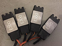 Dji e300 tuned propulsion system - RC Groups