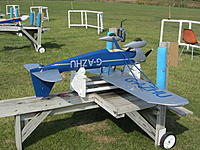Name: G_AZHU_01 2.jpg Views: 126 Size: 1.03 MB Description: I am using the underside hatch for battery access; and hence why it is resting inverted on the table.