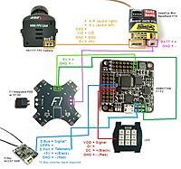 Wiring help - sbus inversion, s-port, telemetry (pics included ... on naze32 motor diagram, naze32 soldering diagram, multiwii wiring diagram, naze32 minimum osd diagram,