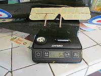 Name: IMG_3582.jpg Views: 34 Size: 230.3 KB Description: it will come in a little over 2 oz  52 gram now without wire for landing gear