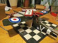Name: IMG_3604.jpg Views: 33 Size: 318.4 KB Description: The chess board provides a flat surface and a grid.