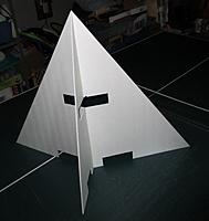 Name: Paper Plane II panels glued.jpg Views: 119 Size: 67.7 KB Description: