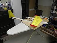 Name: DSCN1426.jpg Views: 51 Size: 160.9 KB Description: The rudder will take the prop blast.