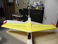 Name: DSCN1427.jpg Views: 48 Size: 160.5 KB Description: Fin and rudder did not twist.