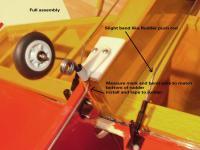 Name: Final Tail wheel copy.jpg Views: 388 Size: 77.6 KB Description: