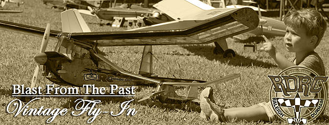 A Blast from the Past Vintage Fly-In - RCGroups Event Coverage