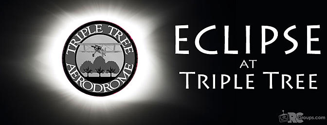 Total Eclipse 2017 at Triple Tree
