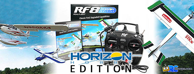RealFlight 8 Horizon Hobby Edition - RCGroups Review