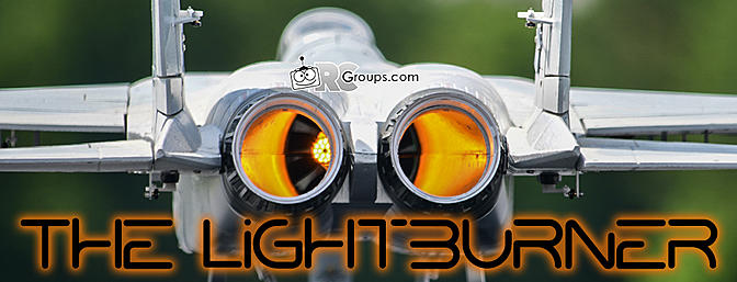 Lightburner LED Afterburner - RCGroups.com Review
