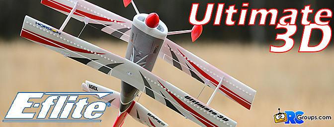 Horizon Hobby E-flite Ultimate 3D - RCGroups Review