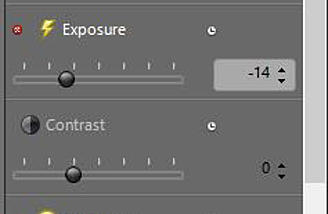 All presets & other settings can be fine tuned to your anything you like.