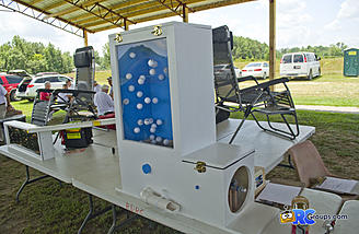 No! A nitro powered prize picker!!