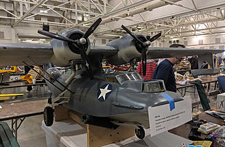 A beautiful & unique PBY Catalina!