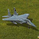 FMS F-15 64mm EDF