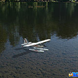 E-flite Timber 1.5m (with and without floats)