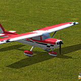 E-flite Carbon-Z Cessna 150 2.1m (4s & 6s versions)