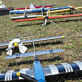 Control-line planes ready to go