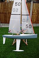 Name: 2.jpg Views: 343 Size: 235.4 KB Description: mast is slightly raked back.