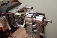 Name: DSC_0067.jpg Views: 391 Size: 54.8 KB Description: The finished engine mount. Solid yet supple.
