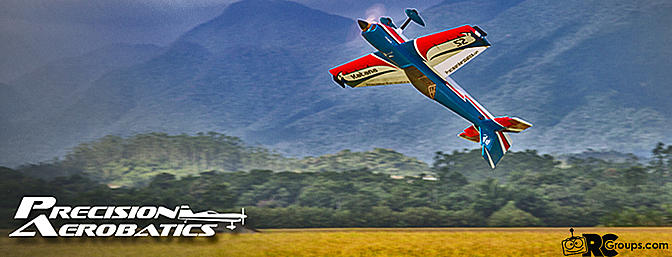 "NEW Precision Aerobatics Katana 52""! The evolution of Katana is here! New Video Added"