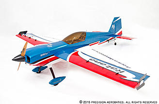 Brand new aerodynamic design from PA Chief Engineer Shaun Vanunu, designed for XA, 3D and Precision Aerobatics!
