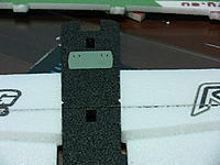 Name: IMG_1011.jpg Views: 769 Size: 159.4 KB Description: Ok now you have to glue the landing gear mount to the fuselage.