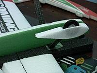 Name: IMG_1022.jpg Views: 679 Size: 154.9 KB Description: Glue the wheel pants to the wheel pants mount