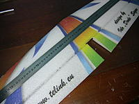 Name: IMG_1147.jpg Views: 181 Size: 175.4 KB Description: use a straight ruler and make the cut with a sharp blade