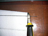 Name: IMG_1154.jpg Views: 180 Size: 171.5 KB Description: Cut the excess rod.