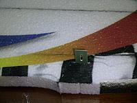 Name: IMG_1180.jpg Views: 184 Size: 177.6 KB Description: Insert the fiberglass landing gear mount