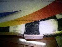Name: IMG_1181.jpg Views: 192 Size: 182.5 KB Description: now glue the bottom plywood landing gear mount