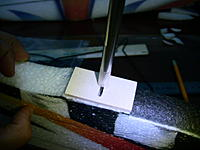 Name: IMG_1183.jpg Views: 188 Size: 132.8 KB Description: I started the cut here after it was glued.