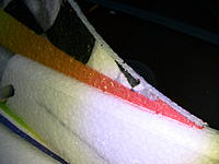 Name: IMG_1214.jpg Views: 158 Size: 132.4 KB Description: Go over everywhere, and if you find any gaps make sure to apply plenty of glue to seal them.
