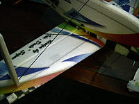 Name: IMG_1242.jpg Views: 198 Size: 241.1 KB Description: second CF brace that goes from the wing strut to the bottom wing