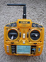 Orange RX T-Six Transmitter & Extras - REDUCED PRICE - RC Groups