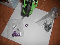 Name: digger replacement pins.jpg Views: 50 Size: 166.2 KB Description: Hex with no clamp bolt or frub screw